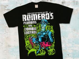 Romero-Plumbing-and-Zombie-Control-T-Shirt.jpg